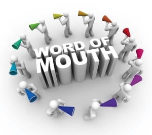 Word-of-Mouth Marketing Muscle
