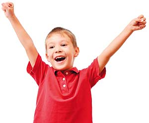 Helping Children Feel Good About Themselves