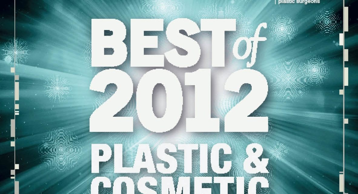 PSP's Best of 2012 Plastic and Cosmetic Surgeons – Table of Contents