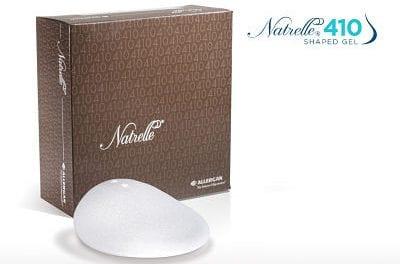 FDA Approves Allergan's Natrelle 410 Silicone Breast Implant