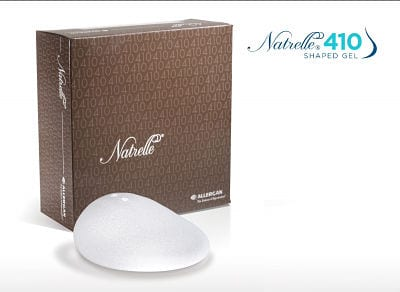 Meet X and L: Two New Natrelle 410 Implant Styles Now FDA Cleared
