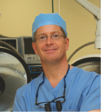 Cosmetic Focus and an Emphasis on Education: Christopher Saunders, MD