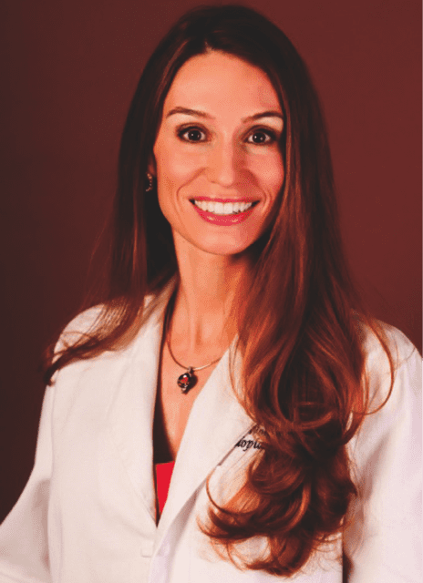 10 THINGS: Welcome Aboard! Meet Julie Woodward, MD