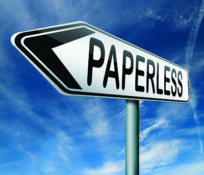 EMR or Bust? The perks of going paperless