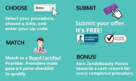 ZendyBeauty.com Sweetens the Pot: New Members Receive Sente's Dermal Repair Cream