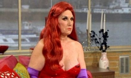 UK Woman Goes Under Knife to Look Like Jessica Rabbit