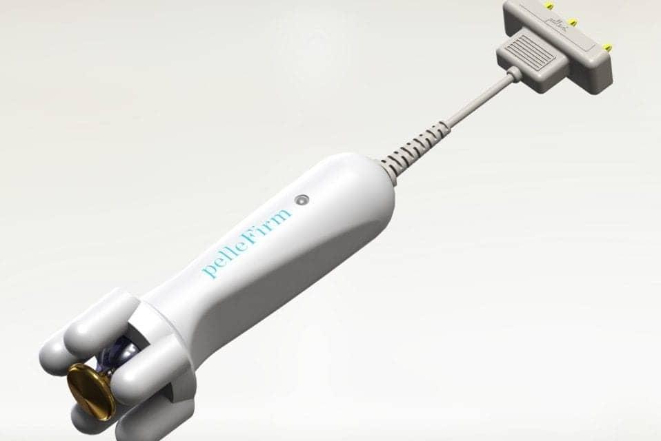 Ellman Enters Noninvasive Body Contouring Market with PelleFirm