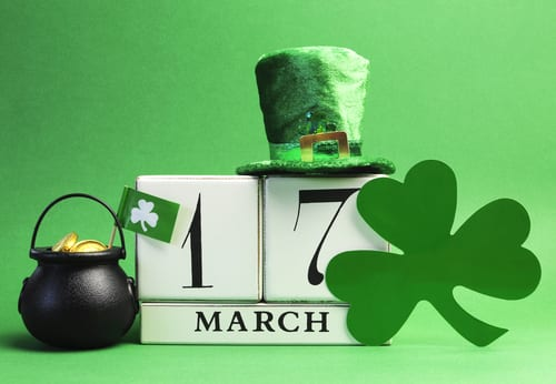 """Kiss Me I'm Irish"" and Other St. Patrick's Day Beauty Secrets: Revealed"