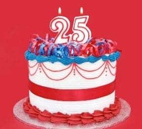 Happy 25th, Botox Therapeutic!
