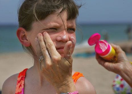 Exposed: Children of Melanoma Survivors Not Well-Protected from Sun