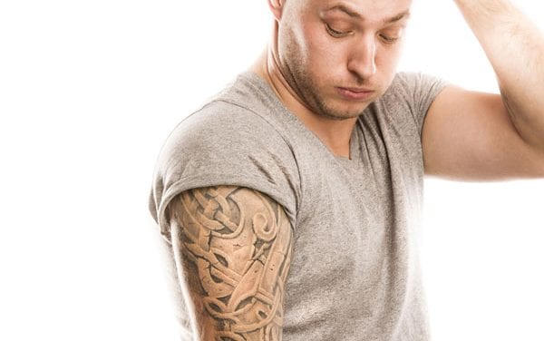 RealSelf Reports Spike in Tat Regret, Tat Removal Searches