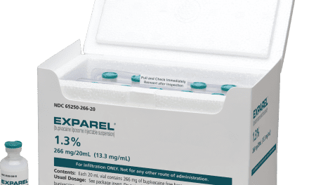 Taking Great Pains: EXPAREL® helps improve postop pain after breast  reconstruction