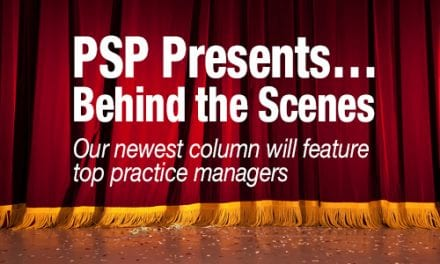 PSP's Newest Column to Highlight Exceptional Practice Managers