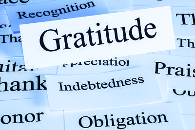 Count Your Blessings: Take PSP's 2014 Gratitude Challenge with Jay Shorr