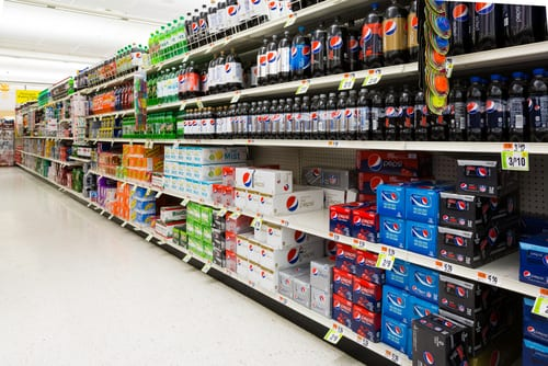 Sugary Soda Consumption Linked to Accelerated Aging