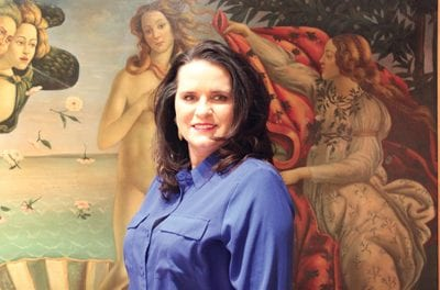 Behind the Scenes: Practice Manager Cynthia Cranmer leaves a lasting impression