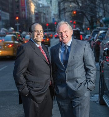 Power of Two: How Drs Scot Glasberg and Robert X. Murphy, Jr, are Recharging the ASPS