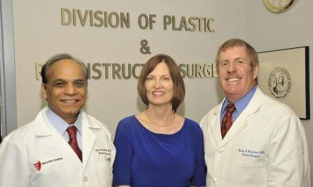 Giving Back: Couple Funds New SLU  Endowed Plastic Surgery Professorship