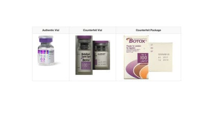 FDA: Bogus Botox Found in US