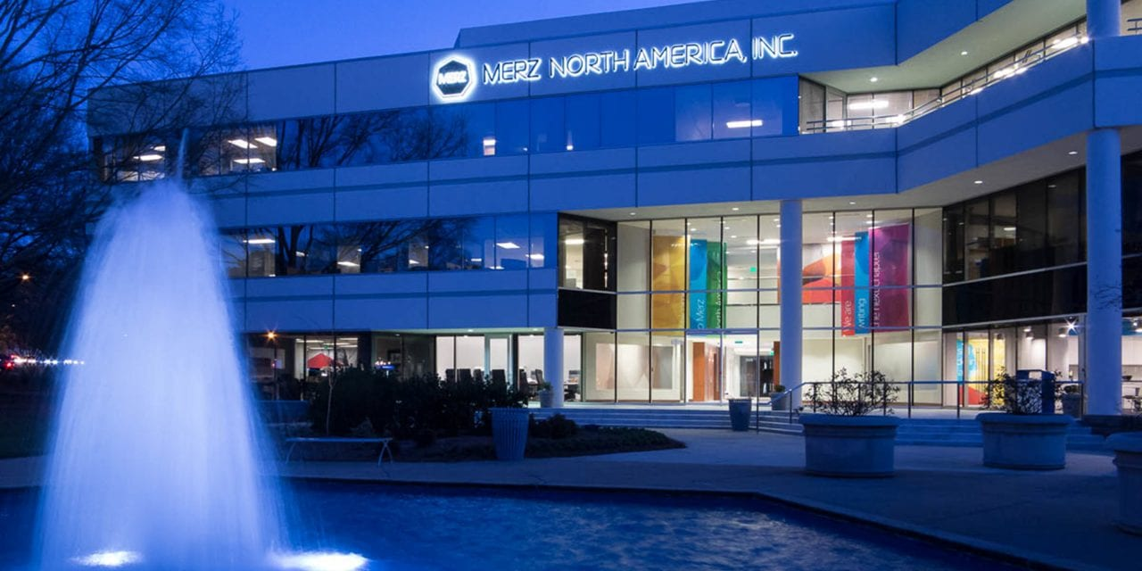 Take a Quick Tour of Merz's New North America HQ with PSP
