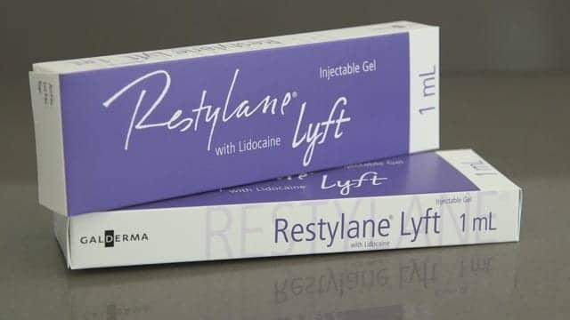FDA Approves Galderma's Restylane Lyft for Cheek Augmentation