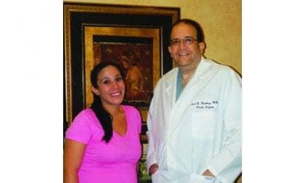 The President's Gatekeeper: Alexandra Guzman Keeps ASPS President Scot Glasberg, MD, On Track