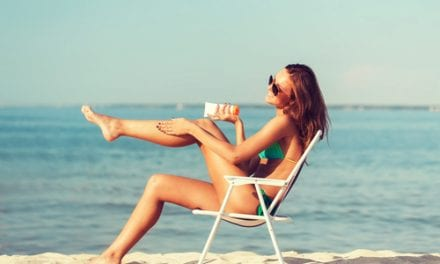 Newly Developed Sunblock Won't Penetrate the Skin