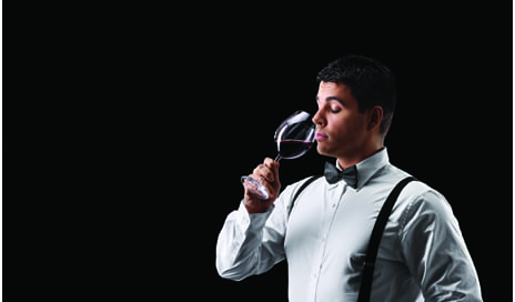 Taster's Choice: A Tongue-in-Cheek Guide to Wine Tasting