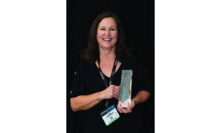 In LuAnn We Trust: LuAnn Zeilinger Named ASPSP's 2015 Member of the Year