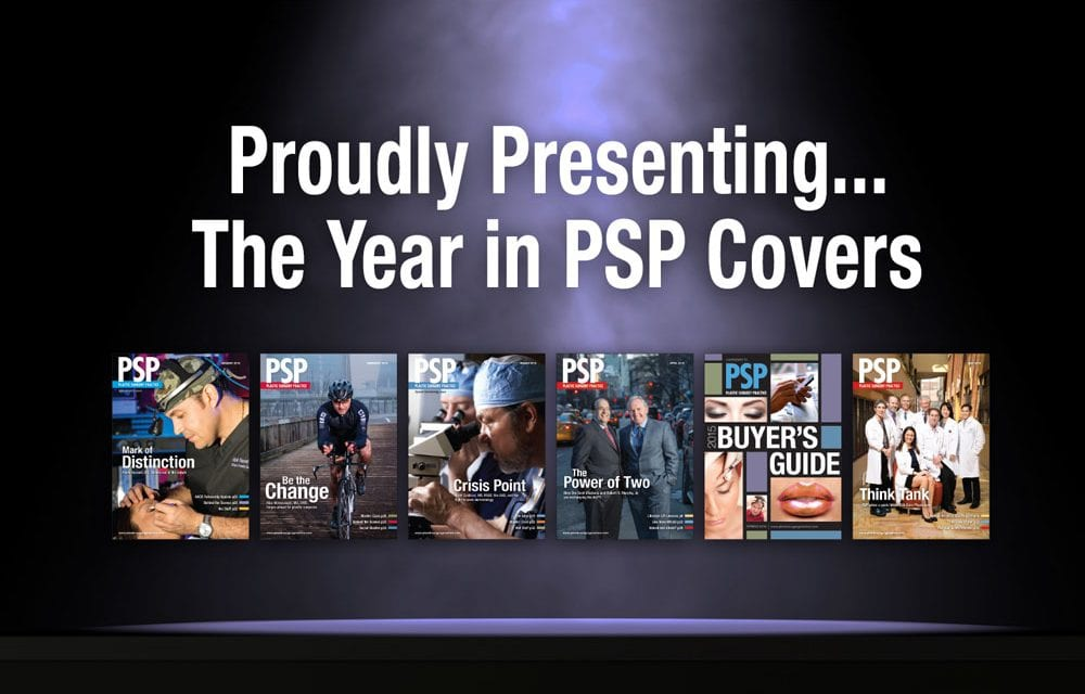 PSP's Year in Covers