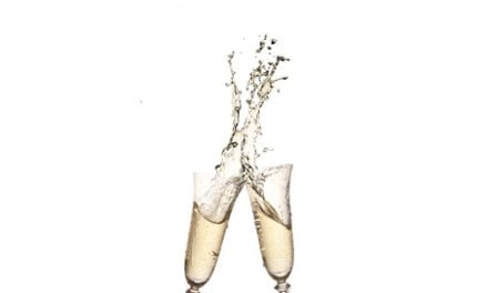 Cheers: More Good Reason to Break Out the Bubbly