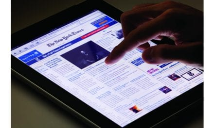 """Online is the New """"Print"""": The Time to Embrace Online Media is Now"""