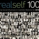 RealSelf Names the Top 100 Social Influencers in Cosmetic Medicine for 2015
