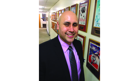 Smooth Operator: Administrative Manager David Colon Keeps the Practice on the Cutting Edge