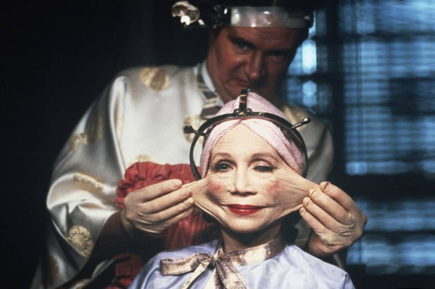 """Not Quite """"Brazil"""": Meg Ryan, Plastic Surgery and My Mother's Augmentation"""