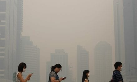 Polluted Cities Are Wreaking Havoc on People's Skin