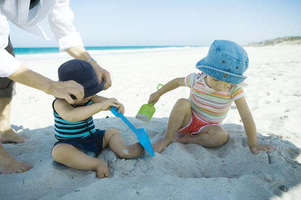 Sunscreen and Bug Spray: Children's Summer Skin Care