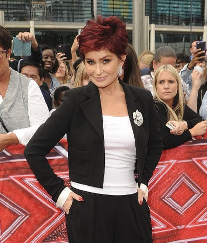 Sharon Osbourne On Plastic Surgery: 'I've Got My Third Face'