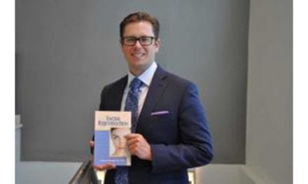 Local Surgeon Publishes Book On Facial Aging