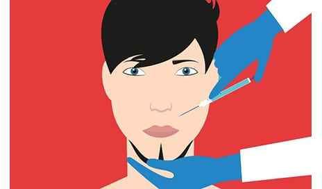Men Embrace the Nip and Tuck