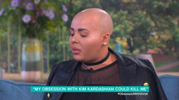 Kim Kardashian 'Lookalike' Spent Student Loans on Insane Plastic Surgery
