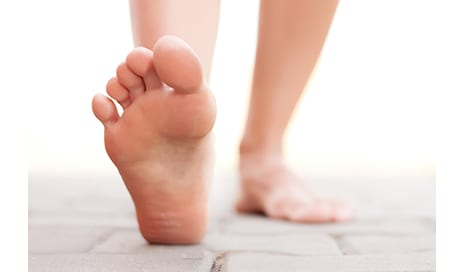 Is There Anything That Can Be Done for Sweaty Feet?