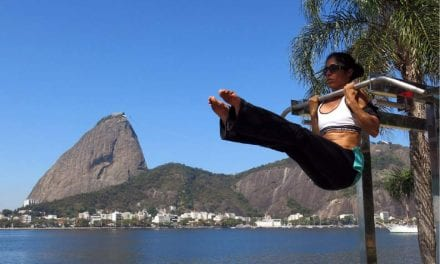 Olympic-Goers Get an Eyeful of Rio's Beauty-Consumed Culture