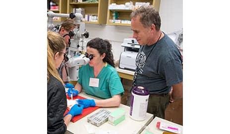 Residents Jumpstart Their Training at KU Medical Center Plastic Surgery Boot Camp