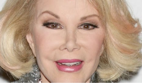Joan Rivers Was the Queen of One-Liners