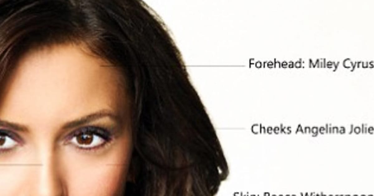 Here's the 'Perfect' Face, According to a Plastic Surgeon