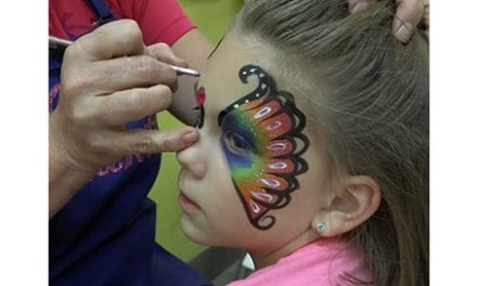Doctor: Be Wary of Halloween Face Paint