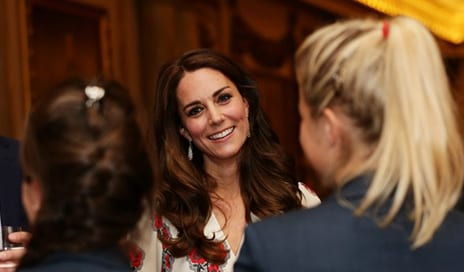 Kate Middleton's Nose Most Requested 'Style' Of Rhinoplasty Patients