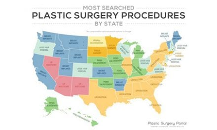 What's The Most Popular Plastic Surgery In Your State? Google's Top-Searched Procedures In The U.S.