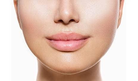 No-Touch Lip Enhancement